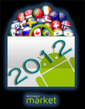 android top ten apps 2012