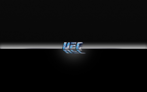 Black Carbon Fiber Ufc Shadow Glow Blue Flame Desktop