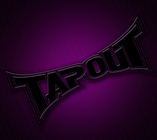 Purple Tapout Wallpape...